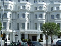 Top-10 hotels in the center of Eastbourne
