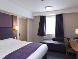 Top-3 hotels in the center of Redbridge