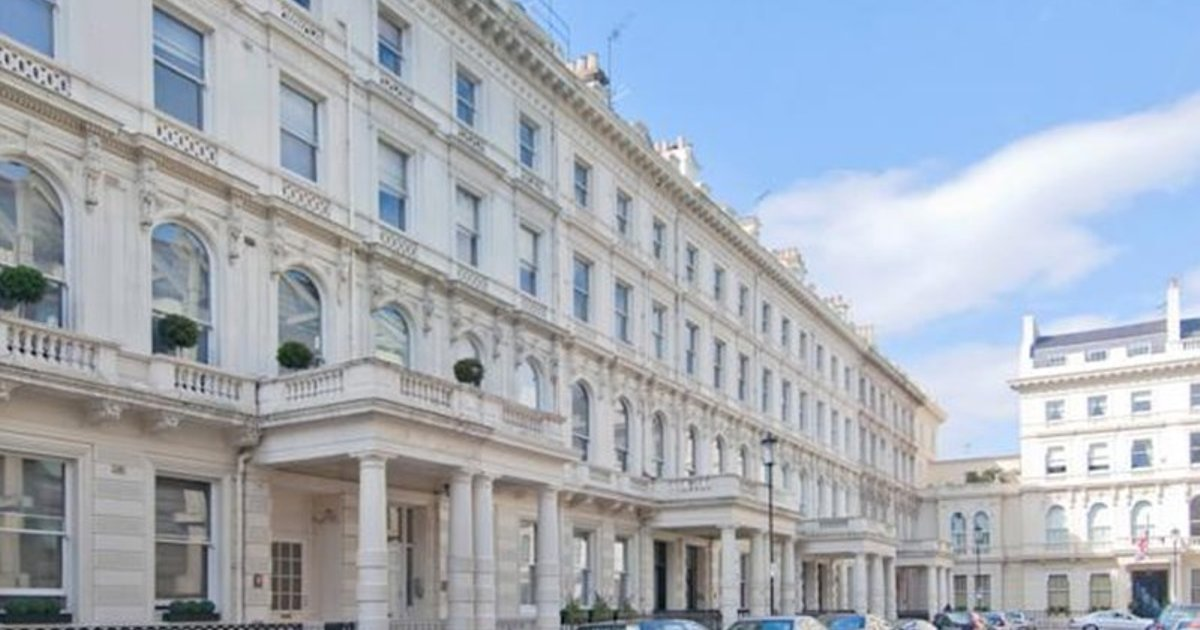 Lancaster Gate Hyde Park Apartments