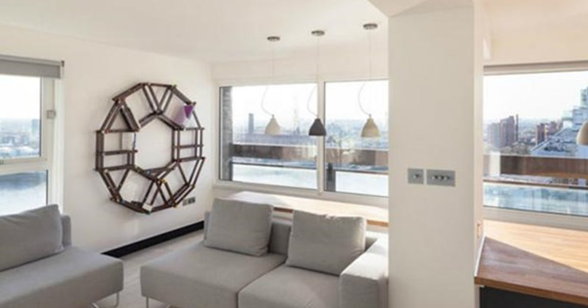 Fg Property Battersea Sparkford House Flat 74