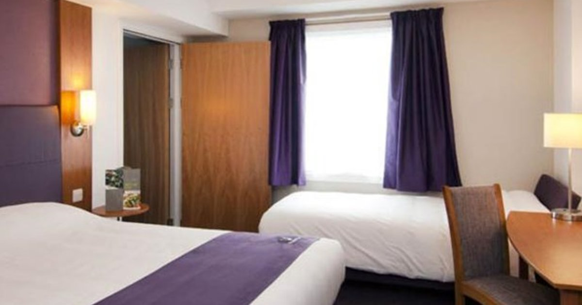 Premier Inn Lymington - New Forest, Hordle