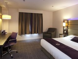Stoke-On-Trent hotels with restaurants