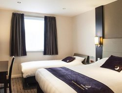 Telford hotels with restaurants
