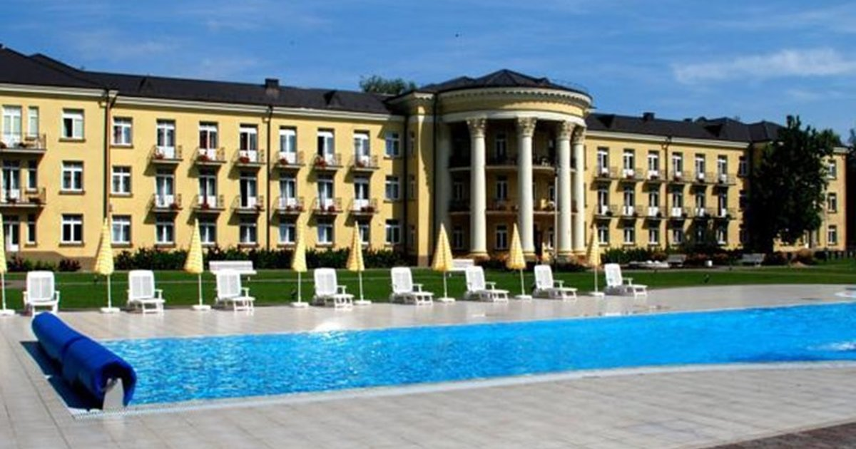 Rehabilitation Centre & SPA Draugystes sanatorija