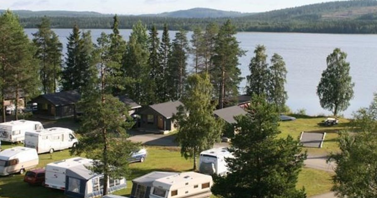 Saiva Camping & Stugby