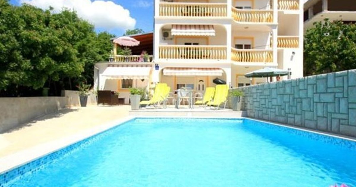 One-Bedroom Apartment in Crikvenica 18