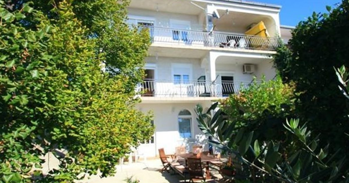 Two-Bedroom Apartment Crikvenica 41
