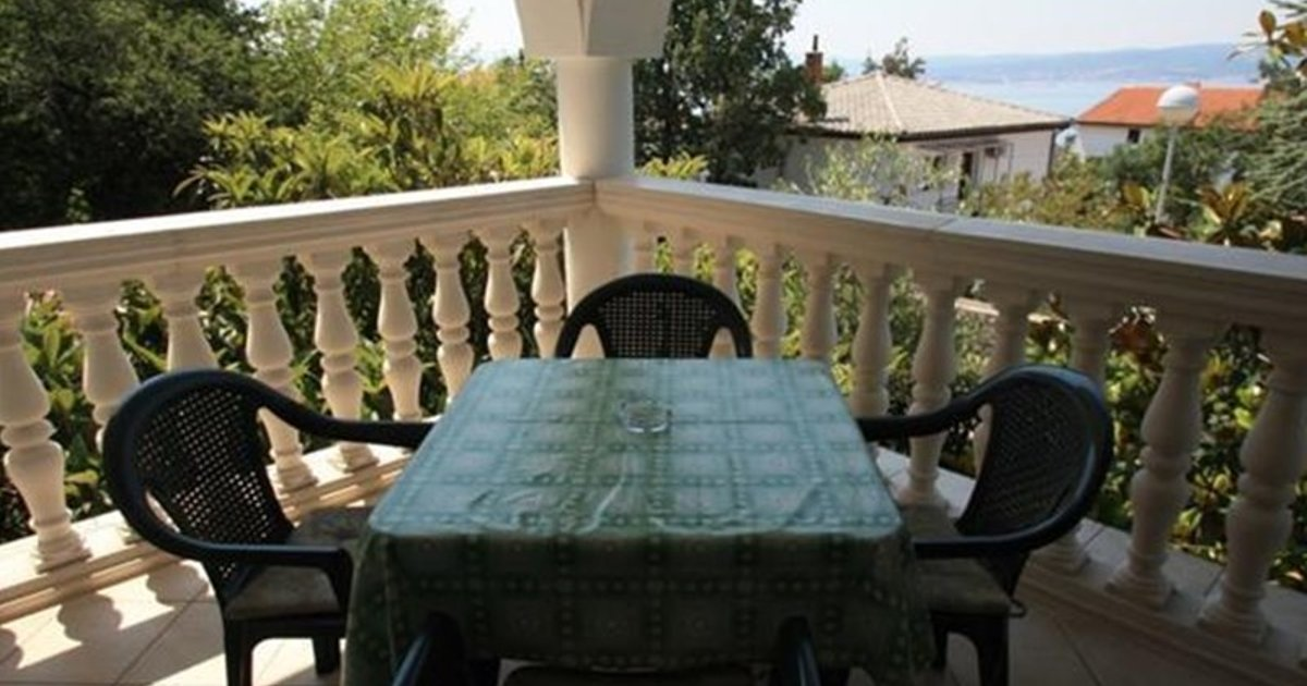One-Bedroom Apartment Crikvenica near Sea 11