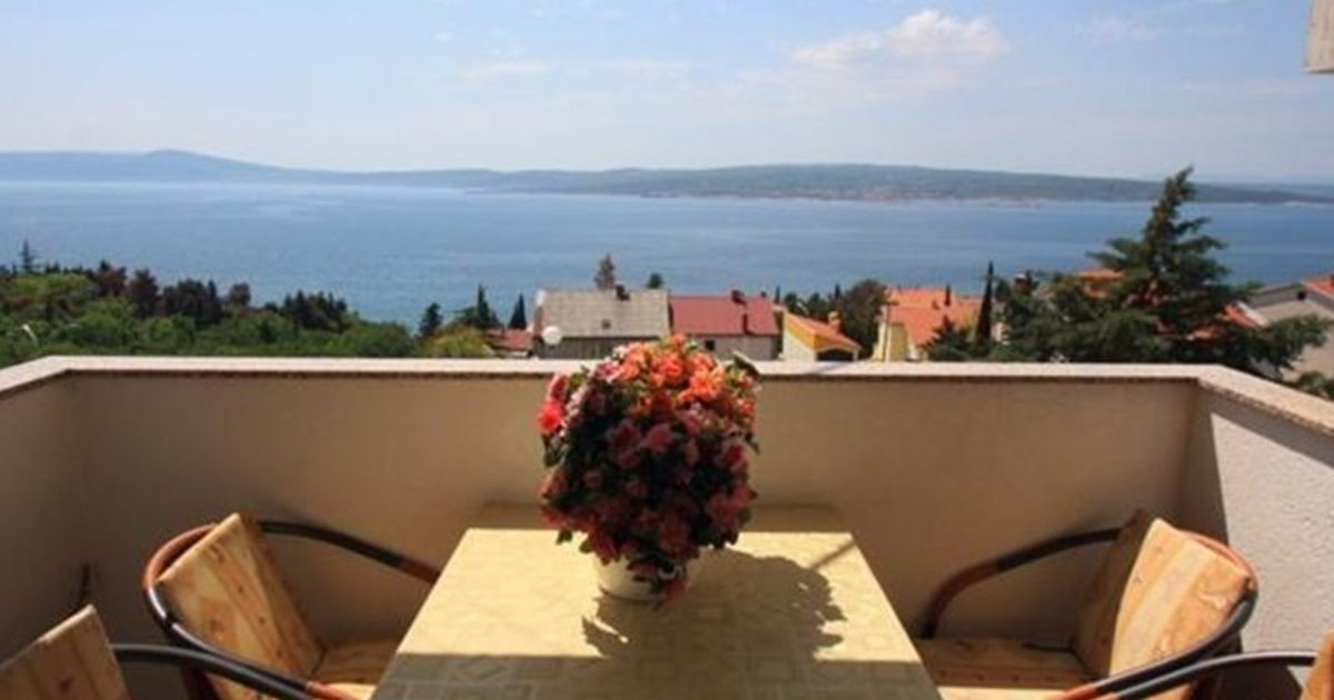 Apartment in Crikvenica 14093