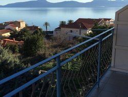 Gradac hotels with sea view