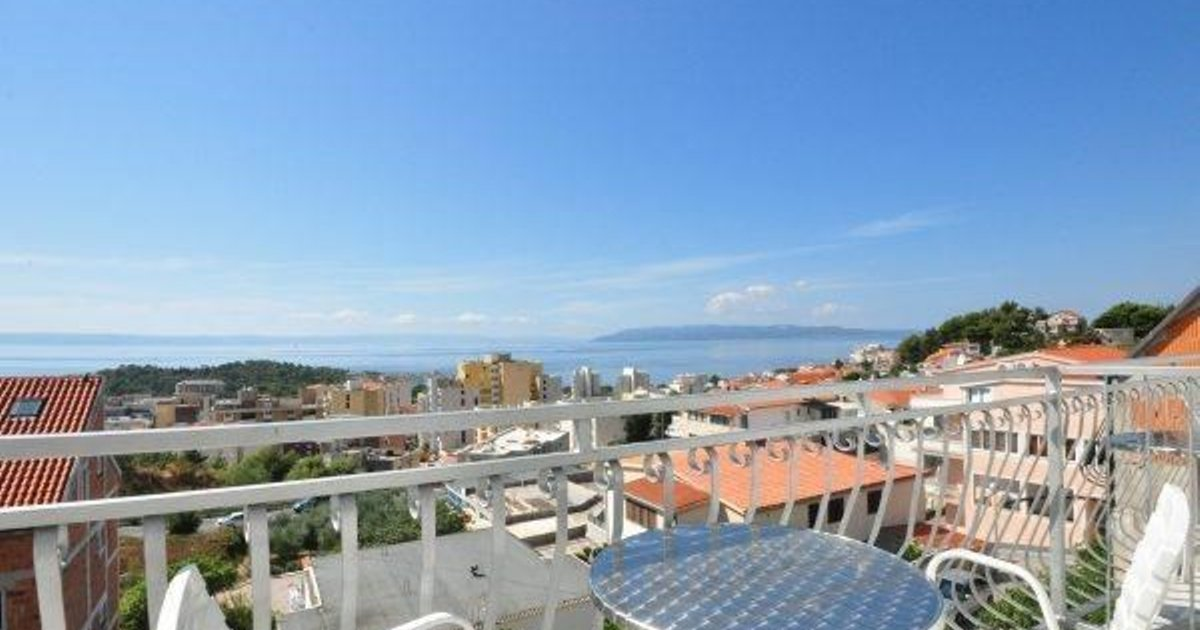 Apartment Makarska Put Zuke V