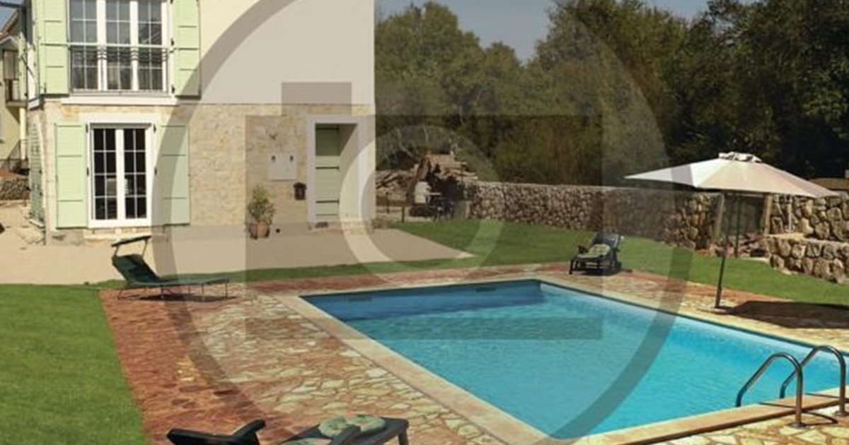 Holiday home Malinska 19 with Outdoor Swimmingpool
