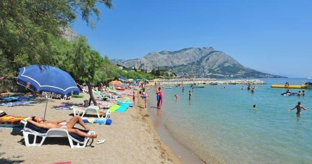 Apartment Omis Drage Ivanisevica