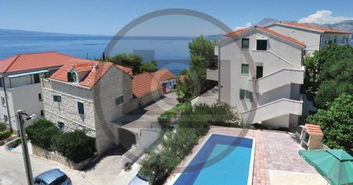 Holiday home Omis 45 with Outdoor Swimmingpool