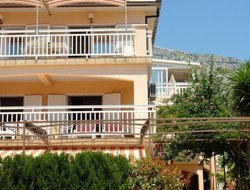 Orebic hotels with sea view