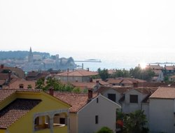 Porec hotels with sea view