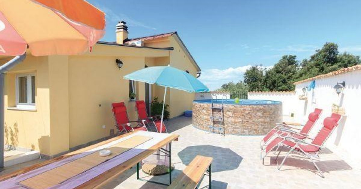 Holiday home Pula AB-1856