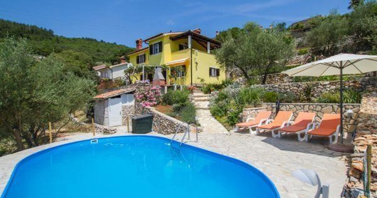 Holiday home Rabac 13