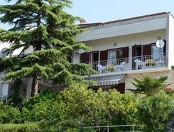 Rabac hotels with sea view