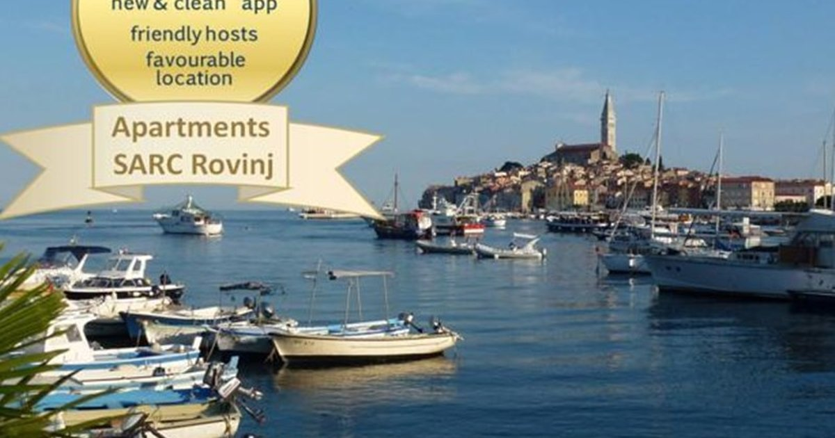 Apartments Sarc Rovinj