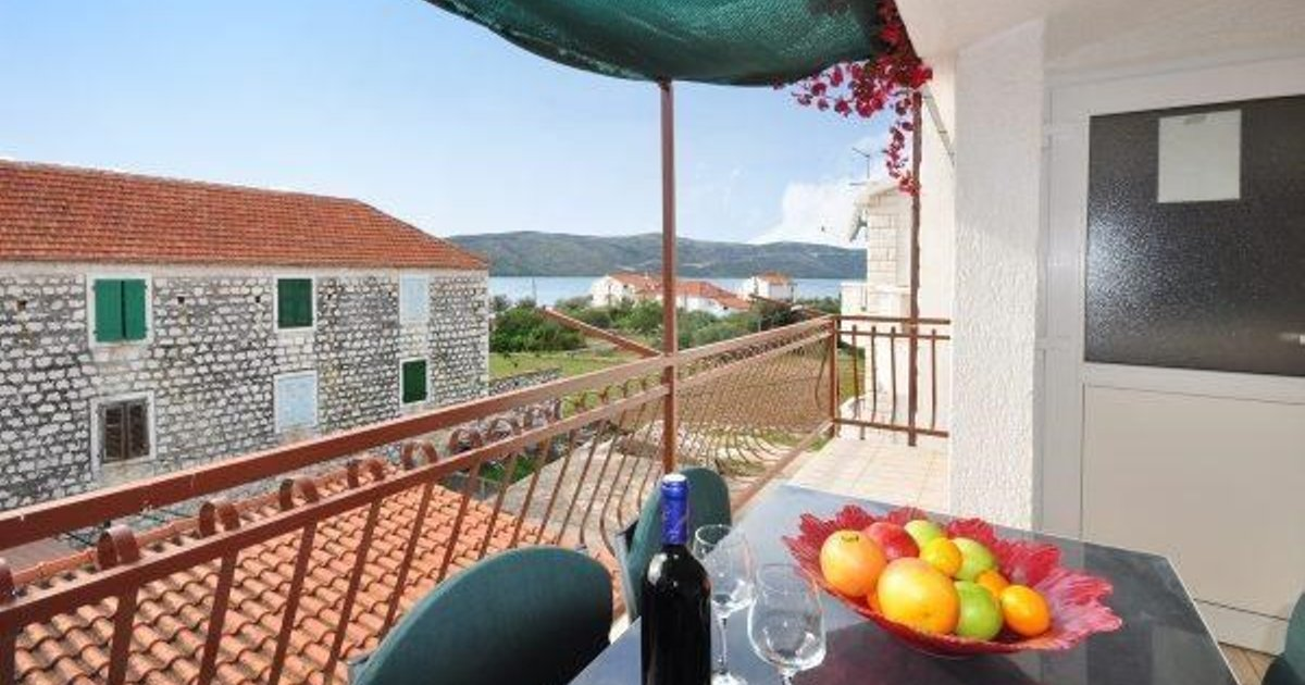 Holiday home Seget Vranjica Put Brune Busica