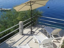 Croatia hotels with sea view
