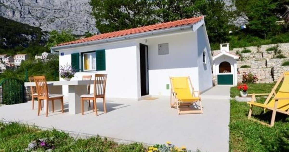 Holiday home Tucepi 1