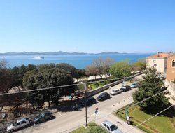 Zadar hotels with sea view