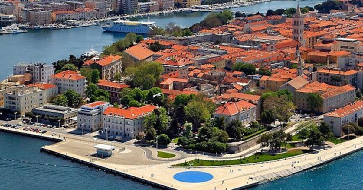 Apartments Near Old Town Zadar