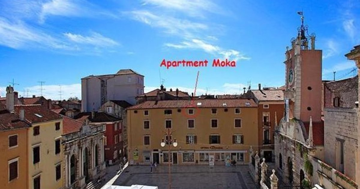 Apartment Moka Central Square