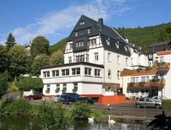 Bad Bertrich hotels with restaurants