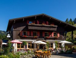 Top-4 hotels in the center of Balderschwang