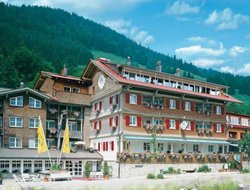 Top-5 hotels in the center of Balderschwang