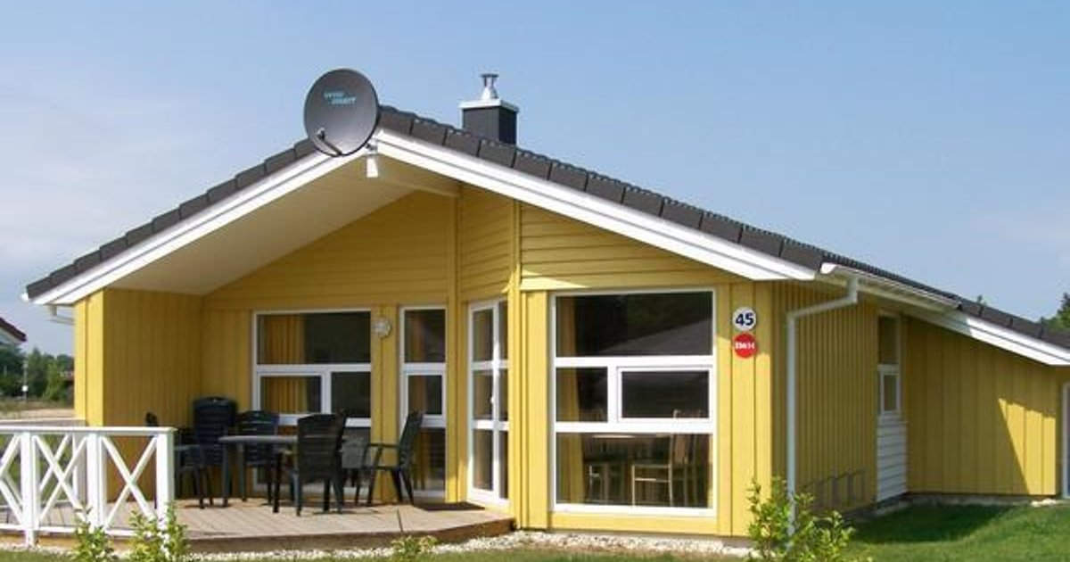 Three-Bedroom Holiday home in Grömitz 9