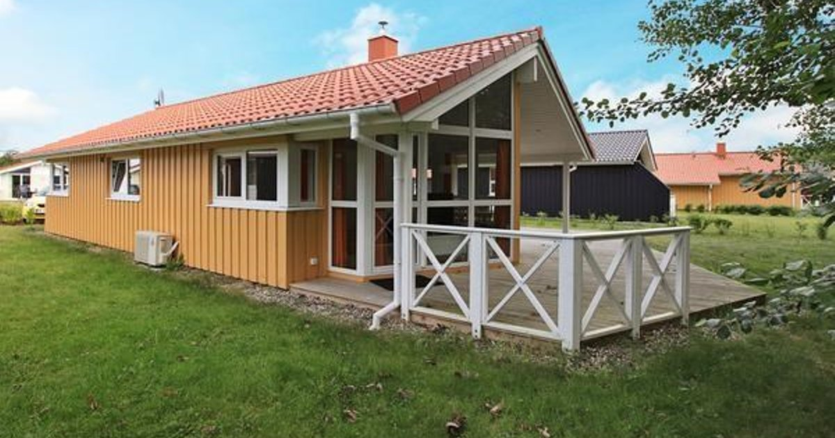 Three-Bedroom Holiday home in Gromitz 16
