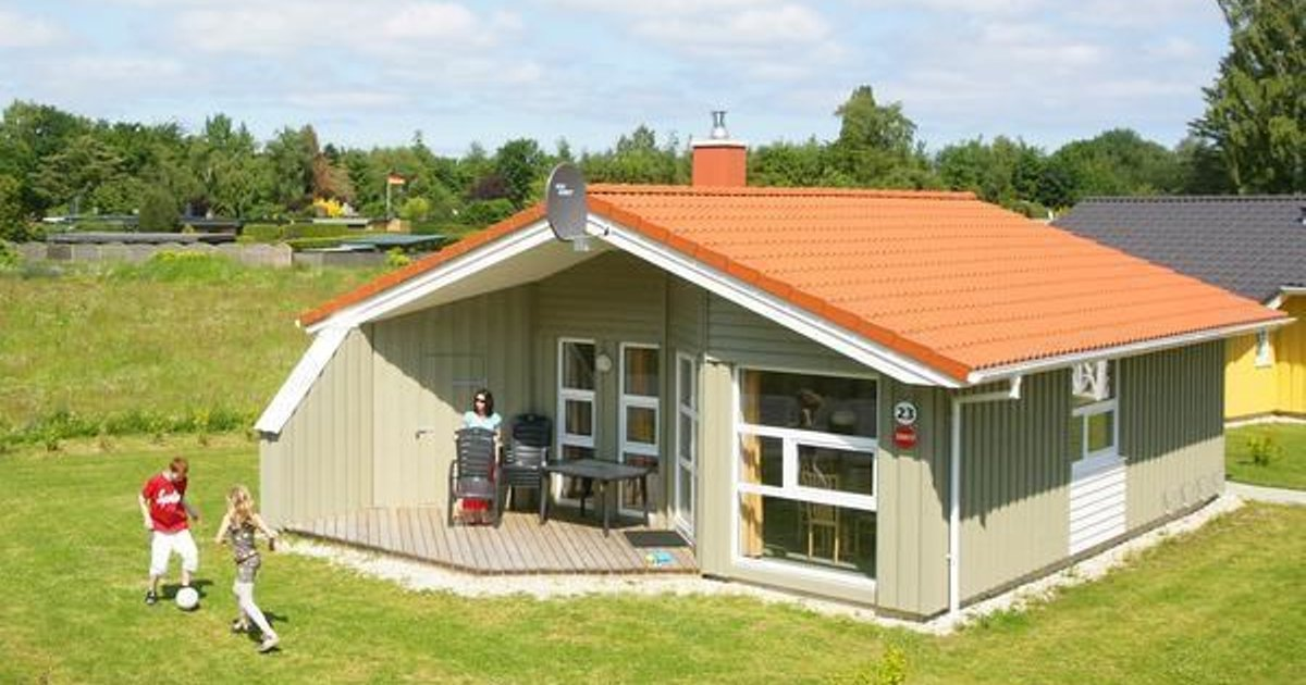 Two-Bedroom Holiday home in Gromitz 1