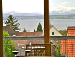 Hagnau hotels with lake view