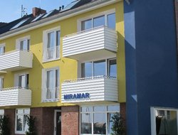 Helgoland hotels with sea view
