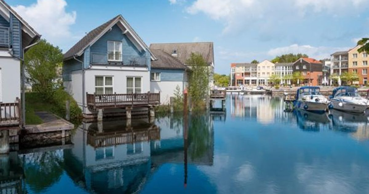 Precise Resort Marina Wolfsbruch - The Apartments