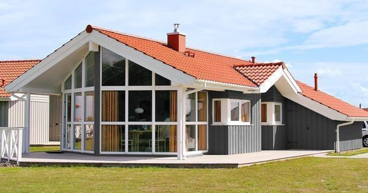 Three-Bedroom Holiday home in Otterndorf 12