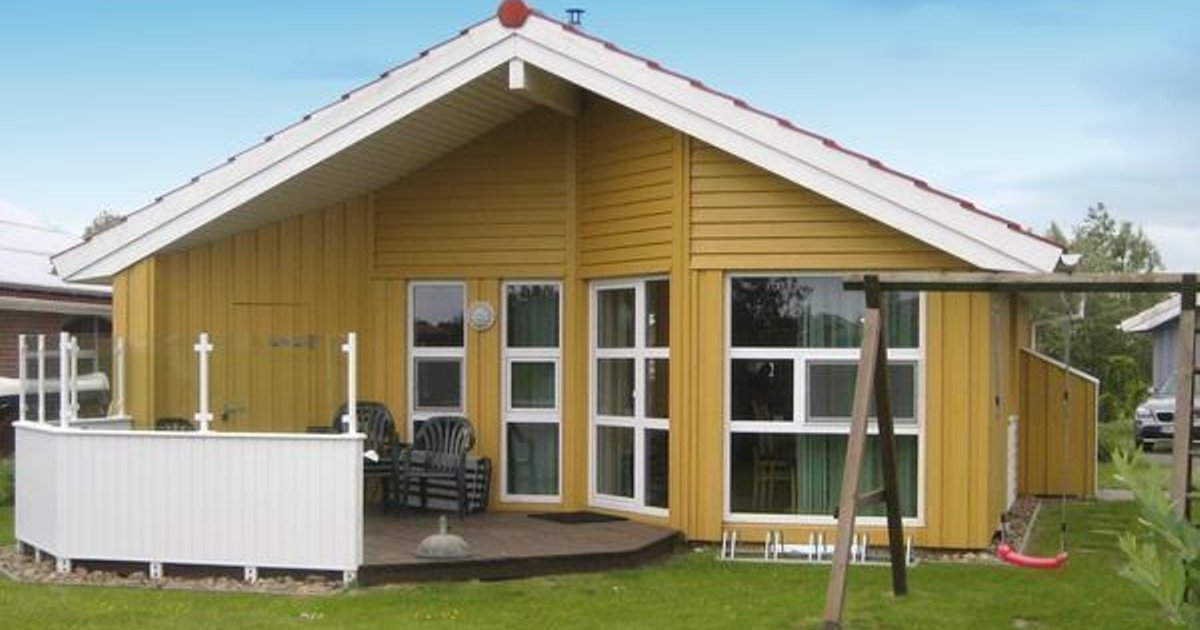Two-Bedroom Holiday home in Otterndorf 7