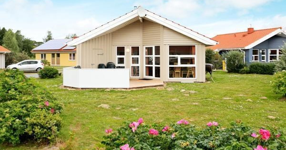 Two-Bedroom Holiday home in Otterndorf 2