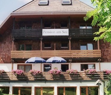 Hotel Pension am See