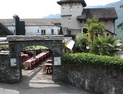 Top-10 hotels in the center of Ascona