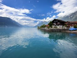 Brienz hotels with lake view