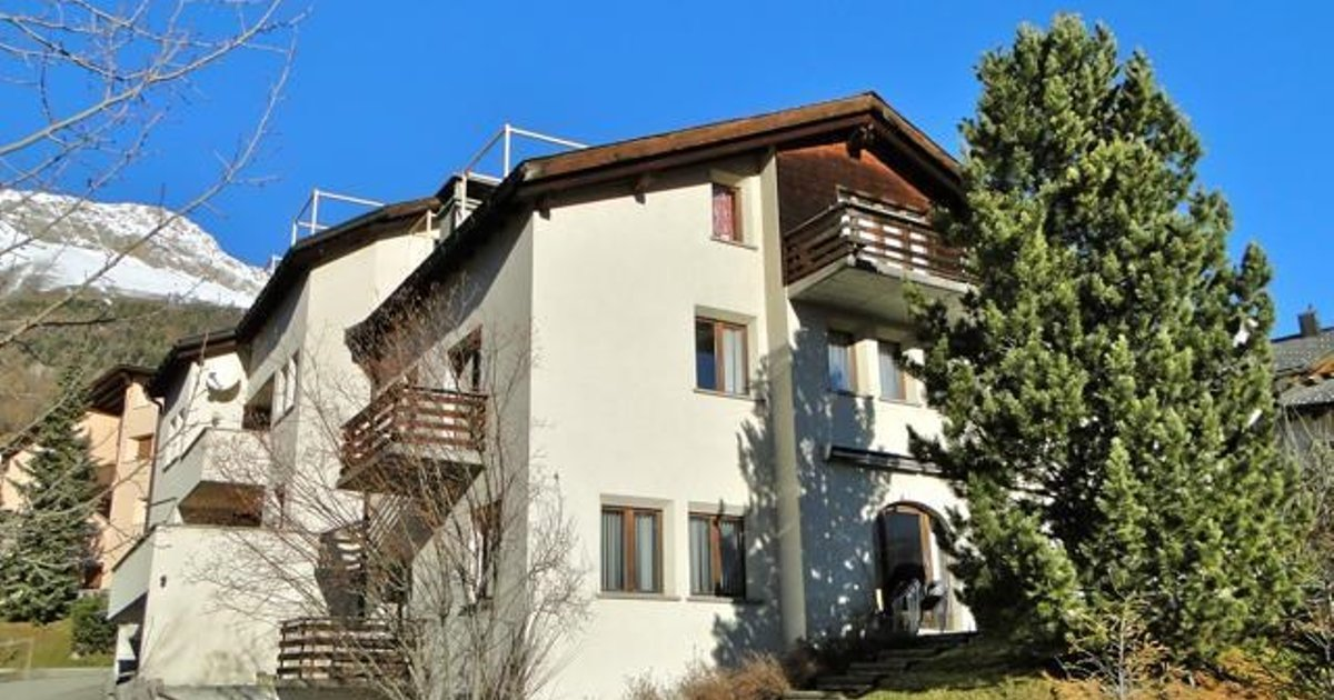 Loga Apartments in Celerina