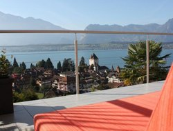 Switzerland hotels with lake view