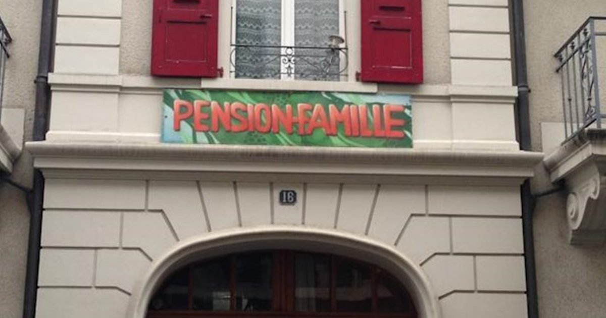 Pension Famille Bürgle