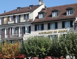 Vevey hotels with restaurants