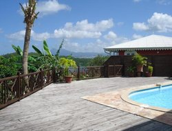 Martinique hotels with swimming pool